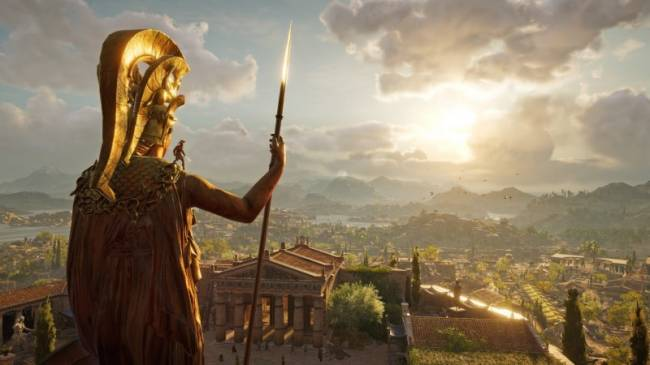 Learn More About The Origins Of Assassin's Creed Odyssey In Did You Know Gaming's Latest Video