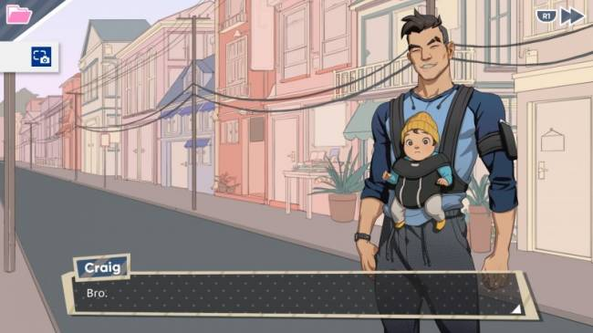 Dream Daddy Comes To PS4 This Month With New Dadrector's Cut