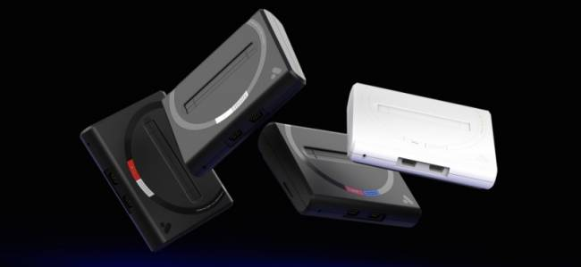 Analogue Announces High-End Sega Genesis For Release Next Year