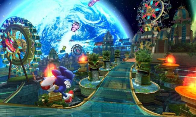 Sega May Be Hinting That Sonic Colors Is Coming To PC