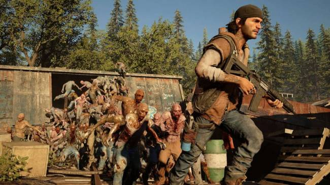 Days Gone Delayed