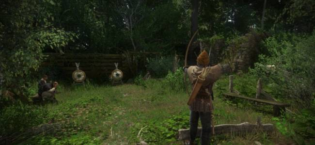 Kingdom Come: Deliverance DLC The Amorous Adventures of Bold Sir Hans Capon Gets A Release Trailer