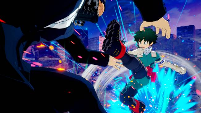 My Hero One's Justice Gets Endeavor As DLC, Free For Pre-Orders