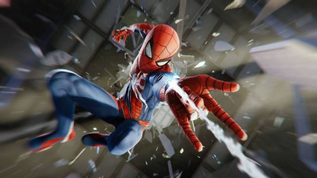 Spider-Man Crawls To The Top Of September U.S. Game Sales, With Assassins And Tomb Raiders Climbing Up Behind