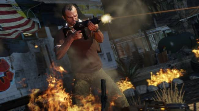 Grand Theft Auto Creator Talks Creating Satire In Current Political Climate