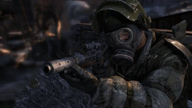 Metro 2033 Is Free On Steam For The Next 24 Hours