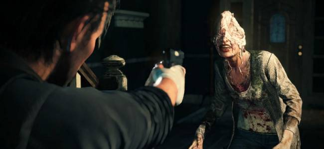 The Evil Within II Halloween Update Adds New Difficulty, Cheats