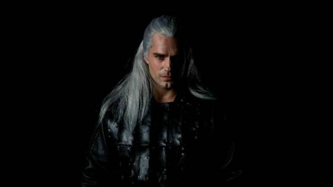 Netflix Gives Sneak Peek Of Henry Cavill In The Witcher