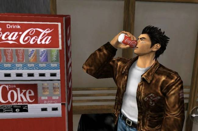 New video shows off a cancelled Shenmue HD remake