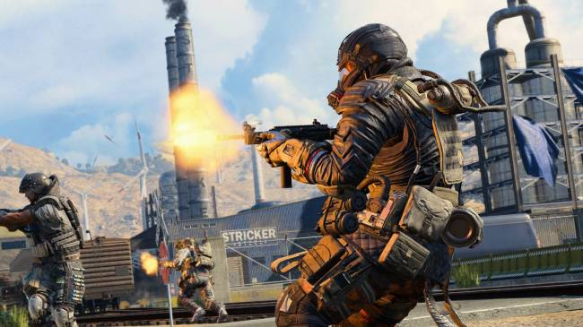 Black Ops 4 sold very well online