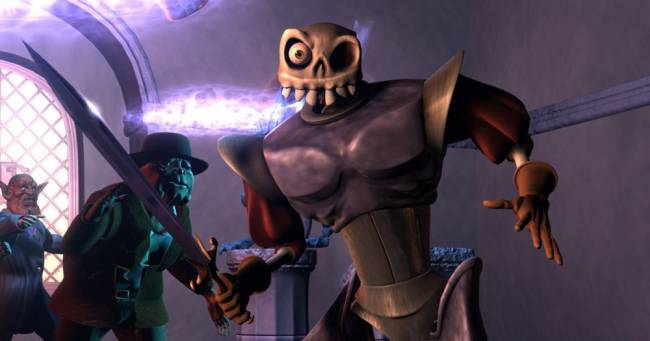 MediEvil remaster news is coming 'in the next week or two'