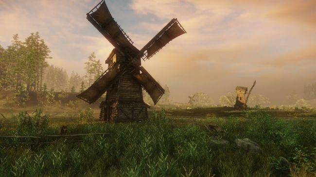 Amazon MMO New World delivers yet more environment images, requests alpha testers