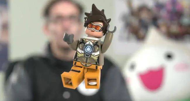 Overwatch Lego sets are on the way soon