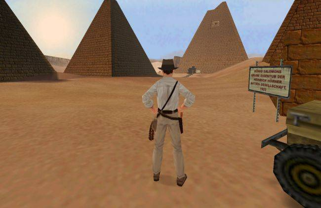 Indiana Jones and the Infernal Machine gets first digital release in 19 years