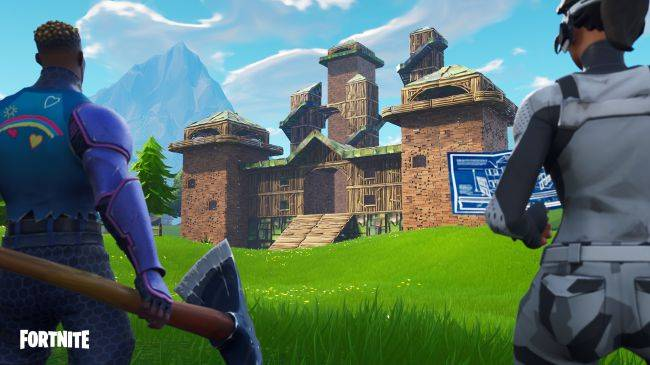 Fortnite 6.1 patch adds new 'Chiller' weapon, custom playground options