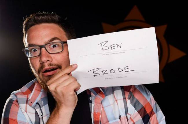 Listen to Ben Brode's 'obvious' tips for good game development