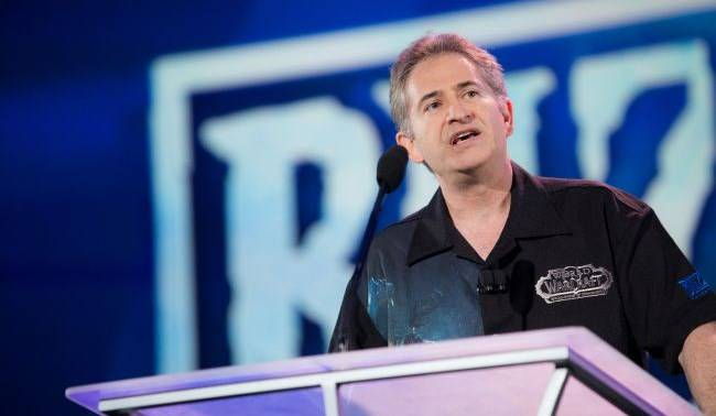 Mike Morhaime steps down as Blizzard president