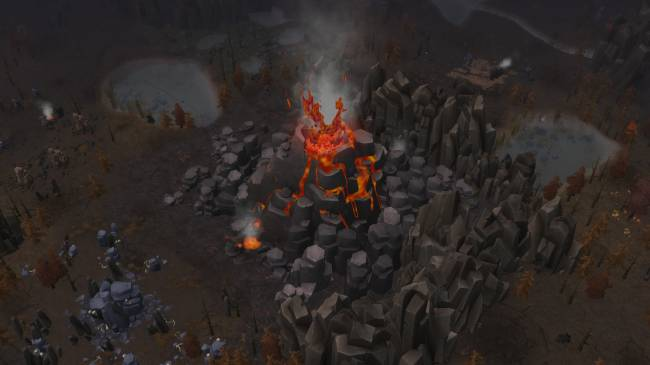 Northgard's apocalyptic expansion Ragnarok is free to download now