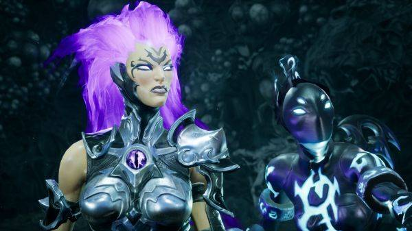New Darksiders 3 trailer shows Fury unleashing the Force