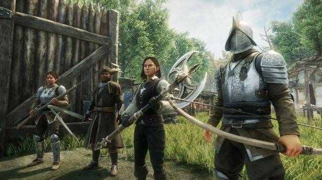Footage of Amazon's MMO New World leaks online