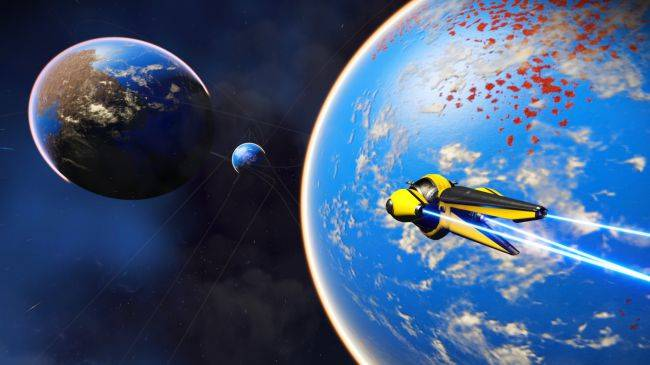No Man's Sky's latest update focuses on 'improving and extending' planetary exocraft