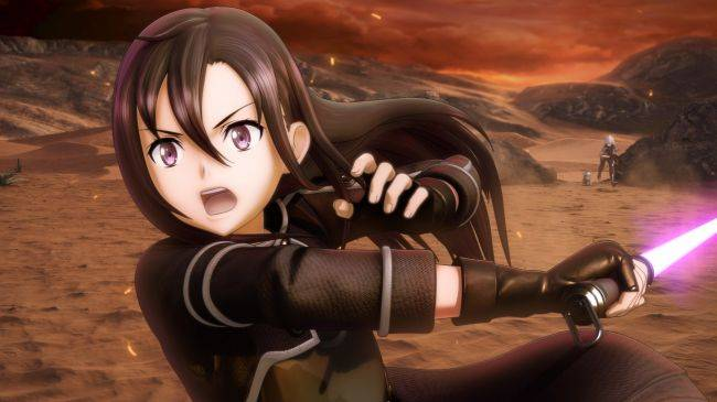 Anime shooter Sword Art Online: Fatal Bullet Complete Edition coming January 2019