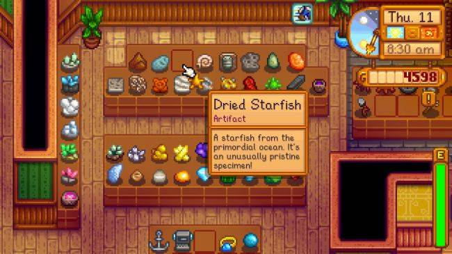 This Stardew Valley mod helps you manage the pesky museum and library