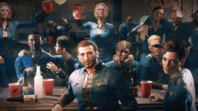 Here's 30 minutes of Fallout 76 gameplay
