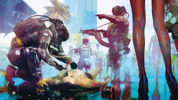 Cyberpunk 2077 brings on multiplayer specialist studio Digital Scapes