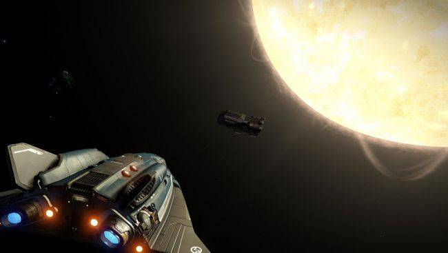 Elite: Dangerous Fuel Rats rescue goes horribly wrong because of a cat