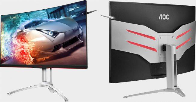 AOC launches a 31.5-inch 144Hz Freesync 2 HDR monitor for $550