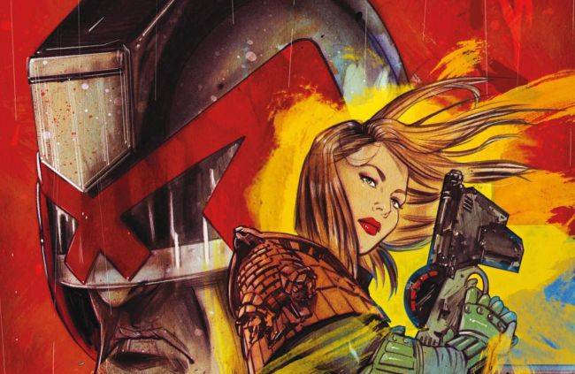 'More than one and less than 12' games based on 2000 AD are in the works