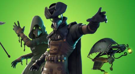 Fortnite has released one of its coolest skins yet ahead of Halloween