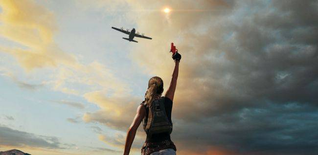 PUBG will consider adding flare guns to main game in wake of this week's LTM