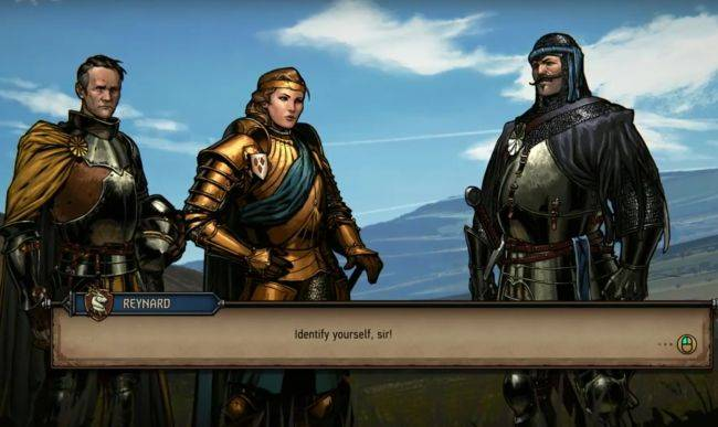 Watch 37 minutes of Thronebreaker: The Witcher Tales gameplay