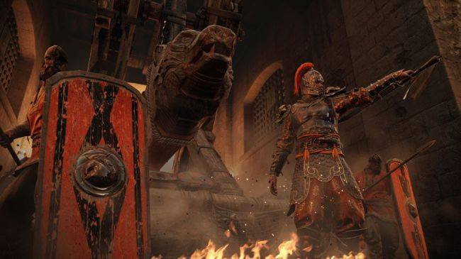Watch it all burn in For Honor's Marching Fire expansion