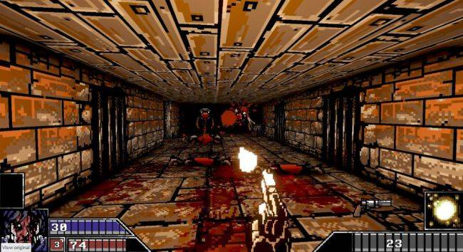 Project Warlock is a frantic old-school shooter coming to GOG this month, other stores later