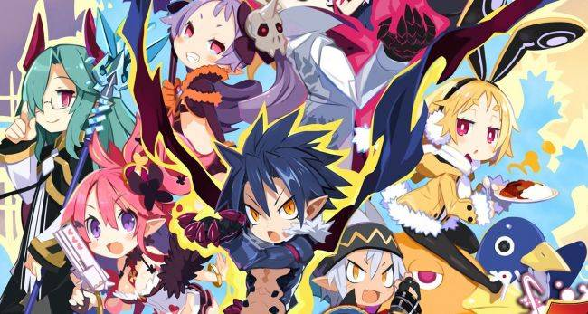Disgaea 5 Complete will finally arrive on Steam next week