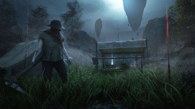 New World, Amazon's MMO, shows off a big chunk of its map in gameplay footage