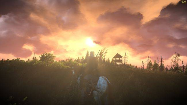 This gorgeous Witcher 3 hyper-realistic cloud mod will stop you in your tracks