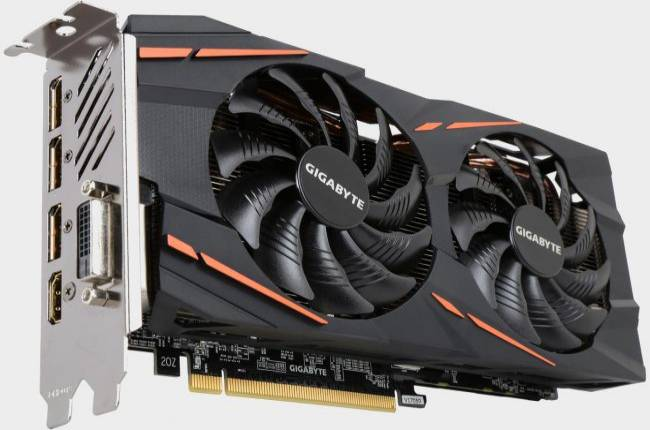 This RX 580 8GB is on sale for $220, and it comes with three free games