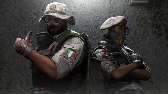 The next Rainbow Six Siege update will fix some annoying exploits