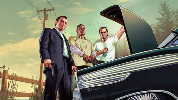 Rockstar gets search and seizure warrant for homes of alleged GTA 5 cheaters