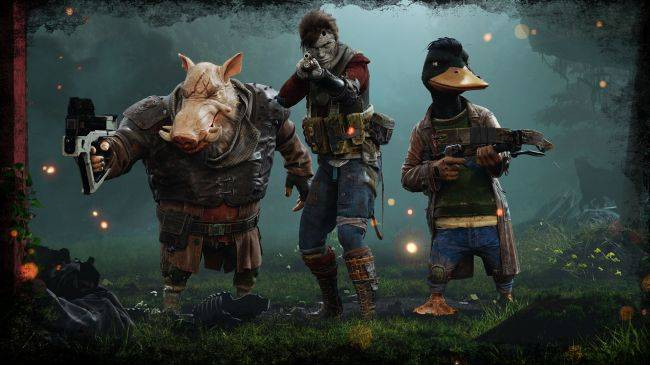 Mutant Year Zero: Road to Eden trailer explains what 'Duck XCOM' is all about