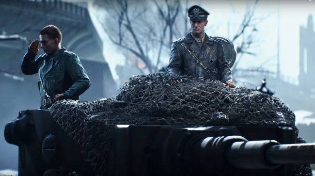 Battlefield 5's German campaign mission is 'not a hero story'