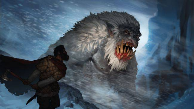 Battle Brothers is getting some scary-ass monsters in its first DLC