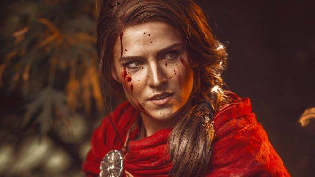 This Assassin's Creed Odyssey Kassandra cosplay is absolutely stunning