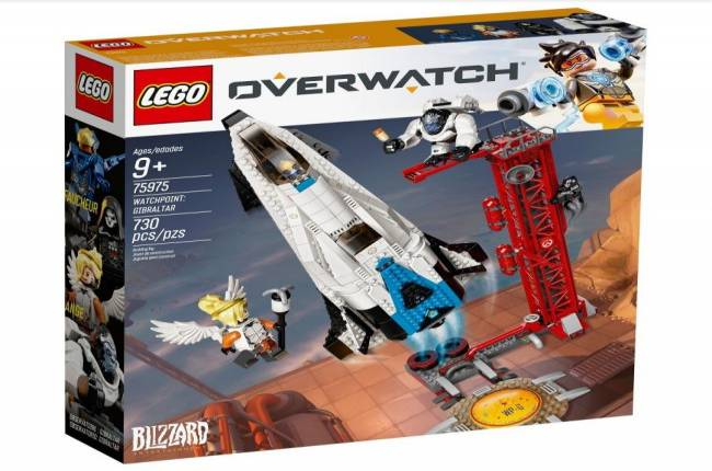 Overwatch Lego sets leaked by retailer