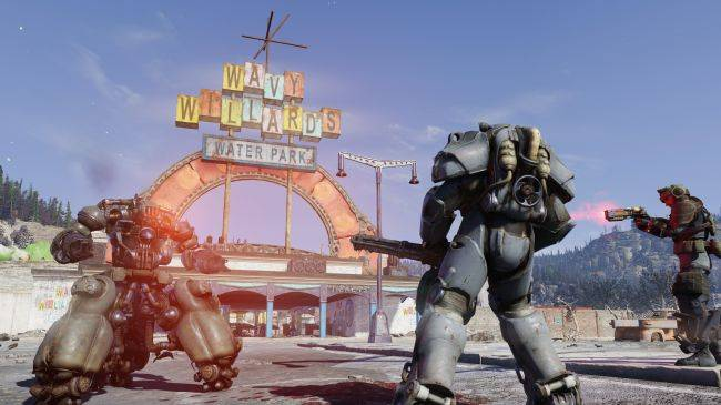The next Fallout 76 beta for Xbox One happens this Saturday