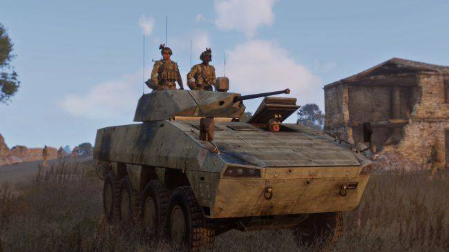 Arma 4 isn't in development, but Arma 3 won't be the end of the series